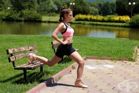 4 упражнения, които може да правите в парка - изображение