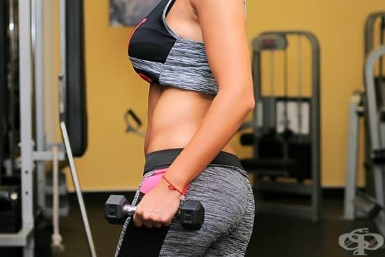 5 ефективни упражнения за зоната на паласките - изображение
