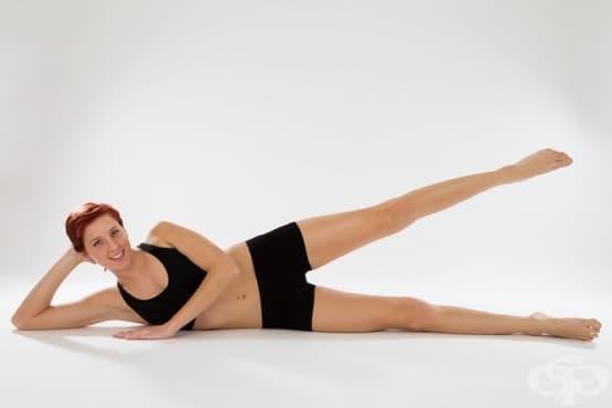 5 оформящи упражнения за крака и дупе за начинаещи - изображение