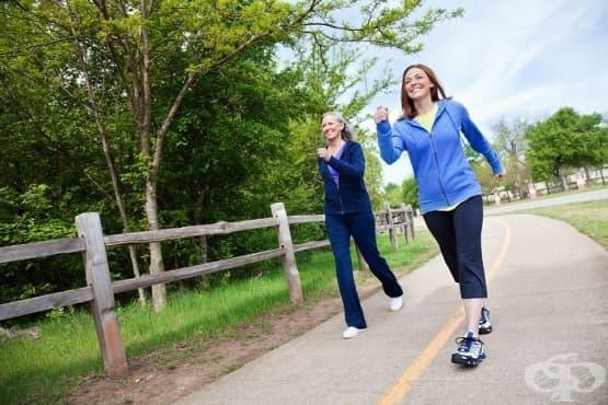 5 ползи за здравето, които можем да постигнем, ако ходим 30 минути на ден  - изображение