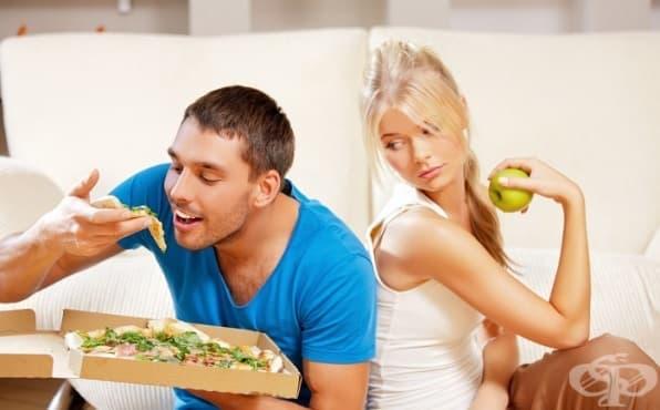 5 причини, поради които жените отслабват по-трудно от мъжете - изображение