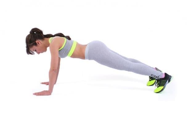 5 вида планк, с които да стегнете корема и бързо да влезете във форма - изображение