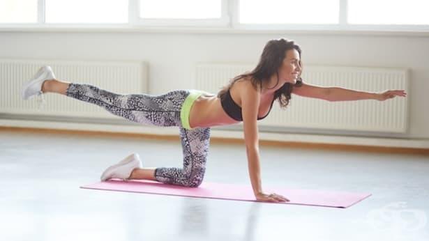 5 упражнения за укрепване на гърба, които трябва да правите след 40-те - изображение