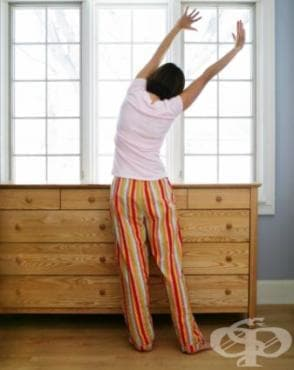 5 минутна сутрешна гимнастика - изображение