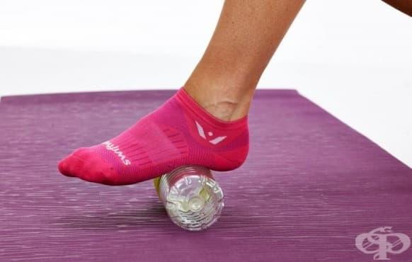 6 стречинг упражнения при сутрешна болка в ходилата  - изображение