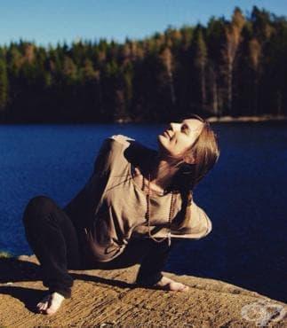 Йогата по време на бременност е истинско вдъхновение - изображение