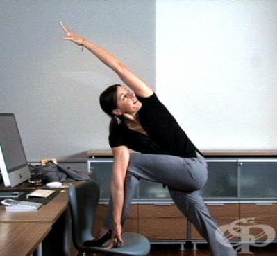 6 упражнения, които можете да правите и в офиса - изображение