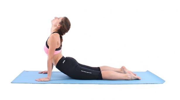 7 йога упражнения за болки в гърба и врата - изображение