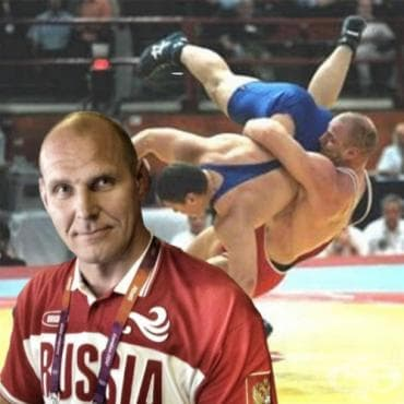 Александър Карелин – борба - изображение