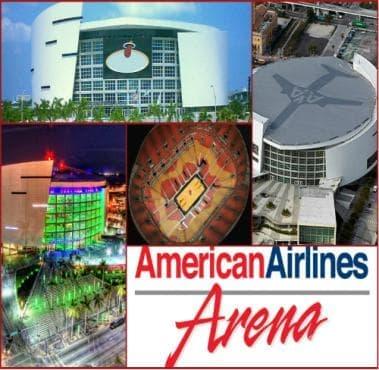 Американ Еърлайнс Арена - изображение