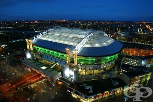 Йохан Кройф АренА – най-големият стадион в Нидерландия - изображение