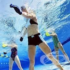 Аква аеробика за полезна и зареждаща тренировка - изображение