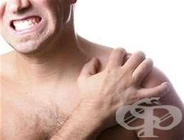 Болка в рамото при плувци (рамо на плувец) - изображение
