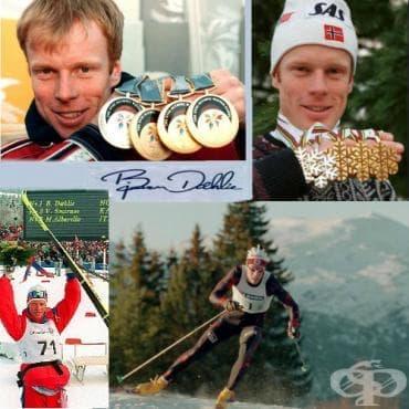 Бьорн Дели – ски бягане - изображение