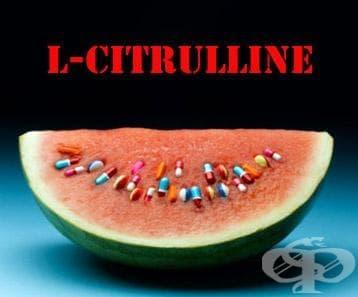 L-цитрулин като спортна добавка - изображение