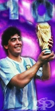 Диего Марадона - изображение