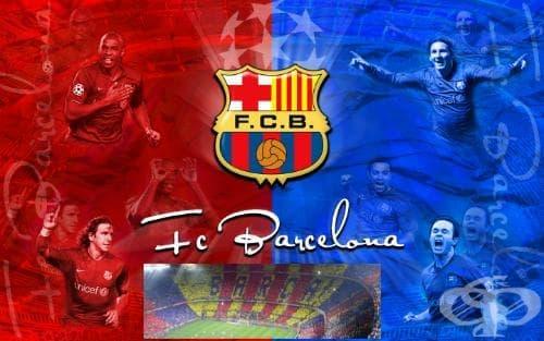 ФК Барселона (Испания) - изображение