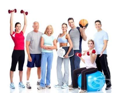 Физическа активност и спорт според възрастта - изображение