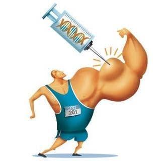 Генен допинг - изображение