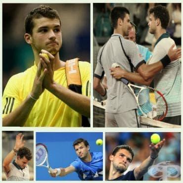 Григор Димитров - тенис - изображение