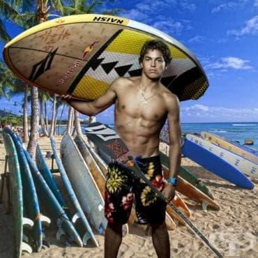 Кай Лени – сърфинг, кайтсърфинг, уиндсърфинг - изображение