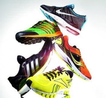 Как да изберем подходящи спортни обувки - изображение