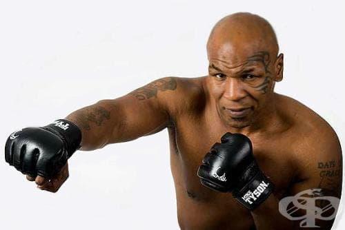 Майк Тайсън - бокс - изображение