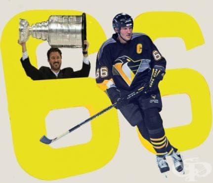 Марио Лемьо – хокей на лед - изображение