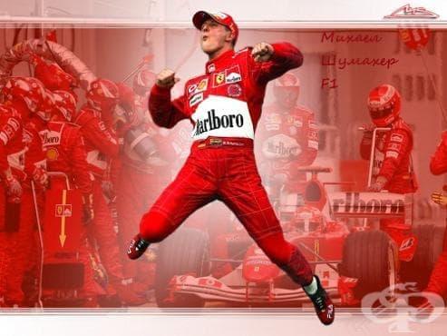 Михаел Шумахер – Формула 1 - изображение