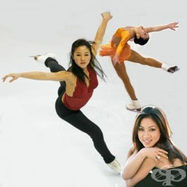 Мишел Куан – фигурно пързаляне - изображение