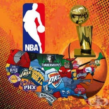 НБА - изображение