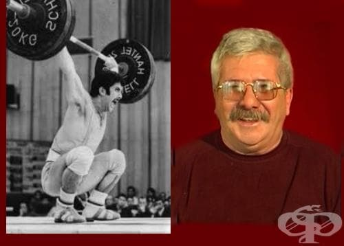 Нораир Нурикян – вдигане на тежести - изображение