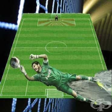Позиции във футбола – вратар - изображение