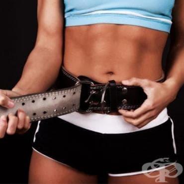 Предпазване от травми в областта на кръста при спортисти - изображение