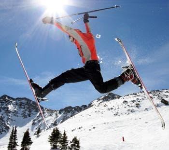 Предпазване от травми при зимните спортове - изображение