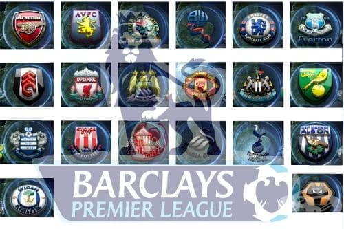 Английската Висша лига - изображение