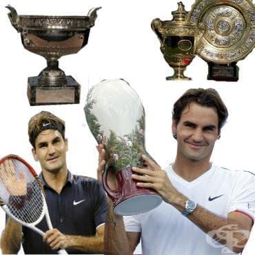 Роджър Федерер - тенис - изображение