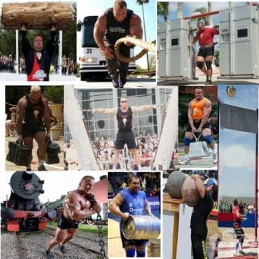 Силова атлетика - изображение