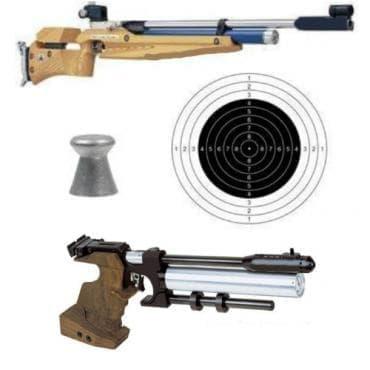 Спортна стрелба - изображение