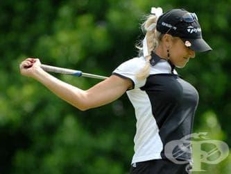 Стречинг техники в голфа - изображение