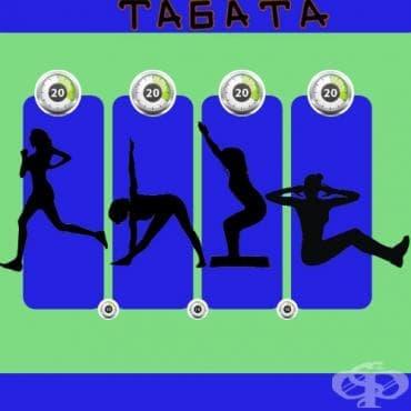 Табата - изображение