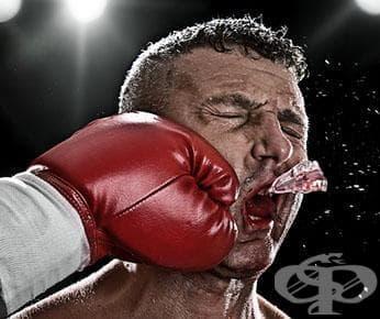 Травми в бокса - изображение