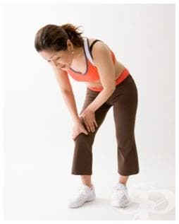 Упражнения за коленете при болка и артрозни изменения - изображение