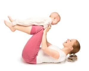 Упражнения за възстановяване след раждане (следродилна гимнастика) - изображение