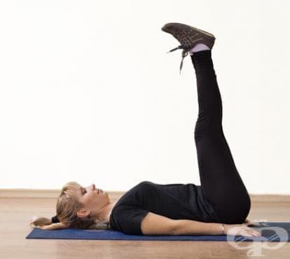 Упражнения за възстановяване след раждане (6-8 седмици след раждането) - изображение