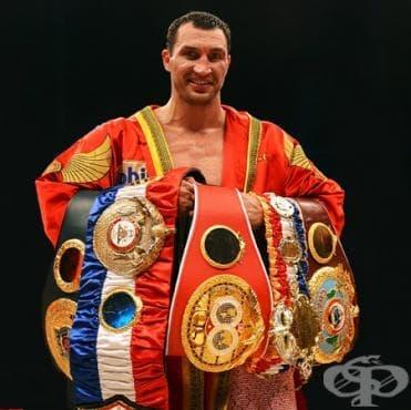 Владимир Кличко – бокс - изображение