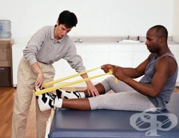 Възстановяване на спортисти след скъсване на ахилесовото сухожилие - изображение