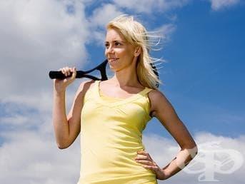 Здравословни ползи от тениса - изображение