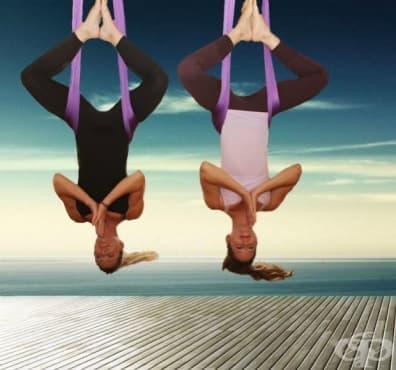 Аеро йога - изображение