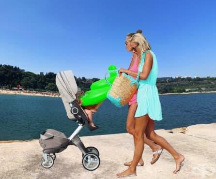 Забавни начини майките да останат активни през лятото - изображение